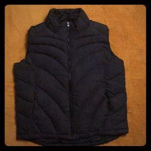 Cabellas goose feather light down vest